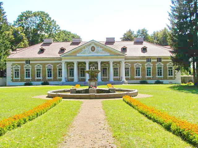 Версаль зразок європейського парку